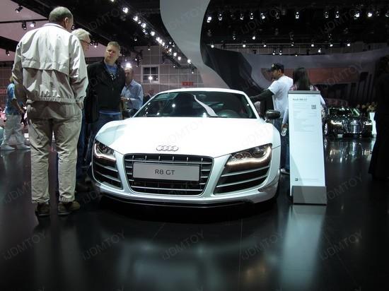 Audi R8 CT